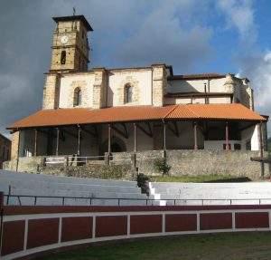 parroquia de san pedro de romana trucios
