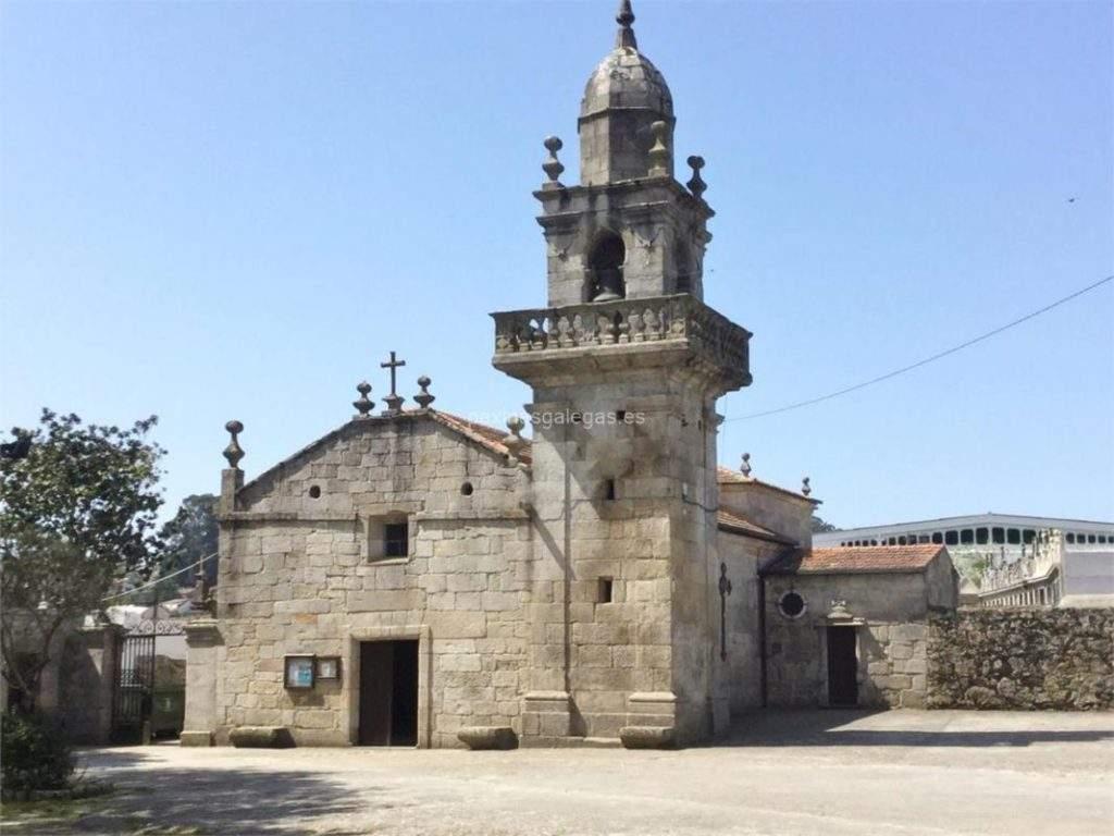 parroquia de san pedro de sardoma vigo