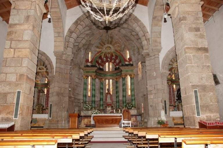 parroquia de san pedro de soandres a laracha