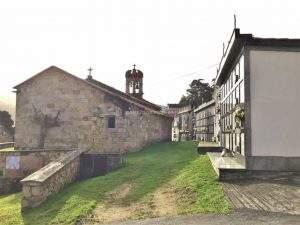 Parroquia de San Pedro de Sorrizo (Arteixo)