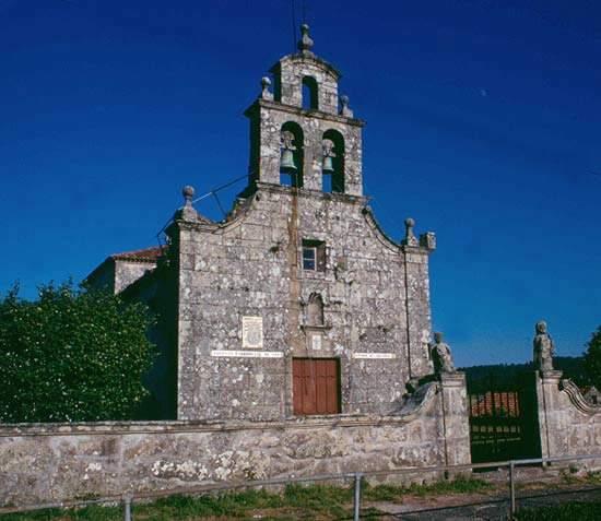 parroquia de san pedro de vilarmaior vilarmaior