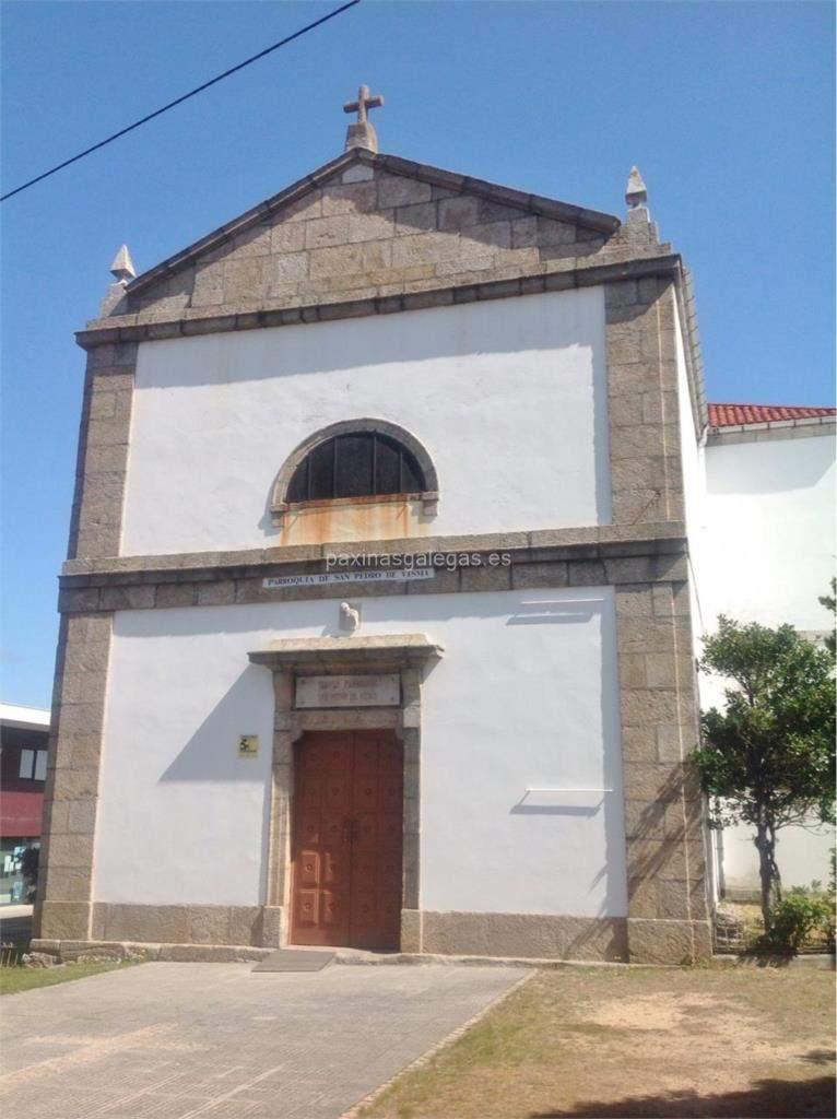parroquia de san pedro de visma a coruna