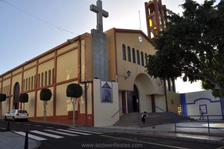 parroquia de san pedro ejido telde