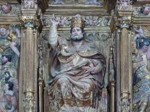 parroquia de san pedro en catedra pampliega