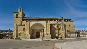 Parroquia de San Pedro (Frómista)