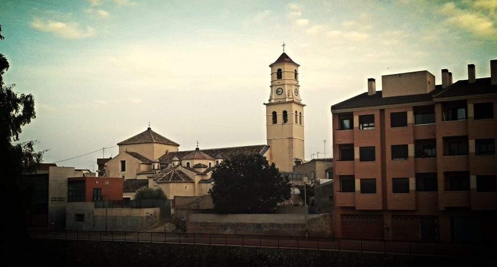 parroquia de san pedro fuente alamo de murcia