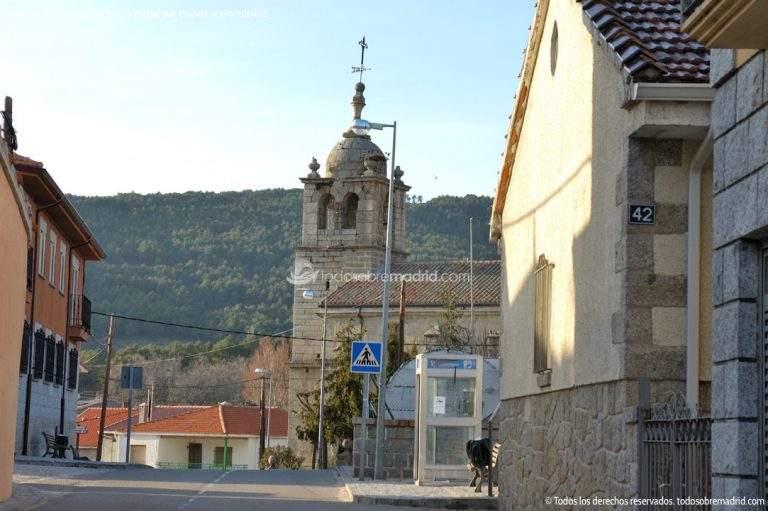 parroquia de san pedro in cathedra horcajo de la sierra