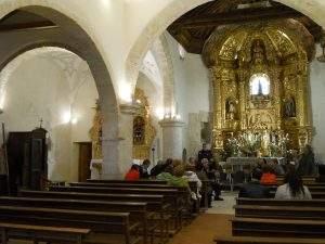parroquia de san pedro in cathedra montejo de la sierra