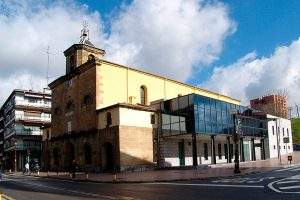 parroquia de san pedro lasarte