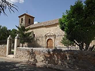 parroquia de san pedro mandayona