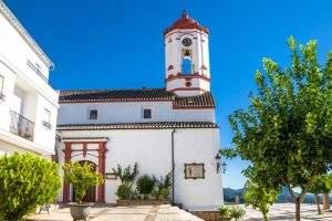 parroquia de san pedro martir de verona genalguacil