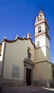 parroquia de san pedro massanassa