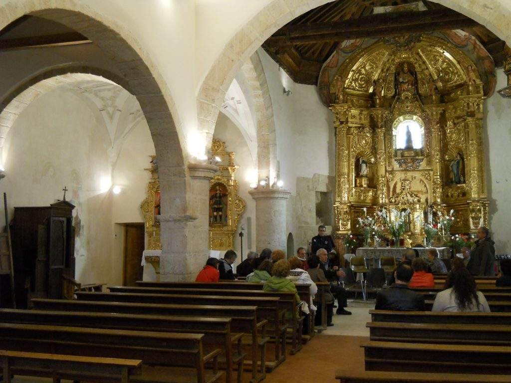 parroquia de san pedro montejo de la sierra