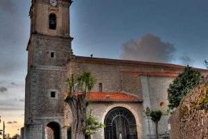 Parroquia de San Pedro (Noja)