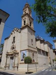 parroquia de san pedro novelda