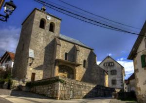 parroquia de san pedro orbaitzeta