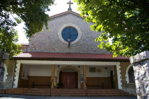 parroquia de san pedro pedrena
