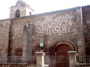 Parroquia de San Pedro (Plasencia)