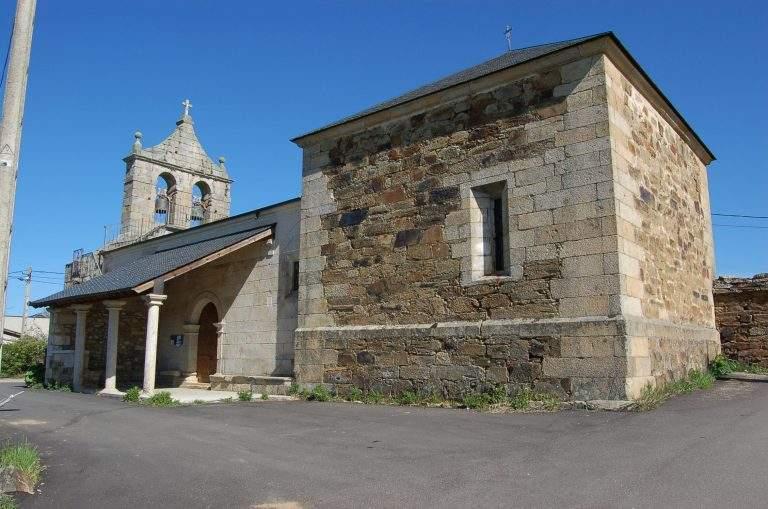 parroquia de san pedro robleda cervantes