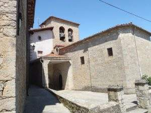 parroquia de san pedro saldise