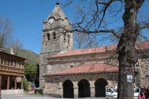 parroquia de san pedro san pedro del romeral