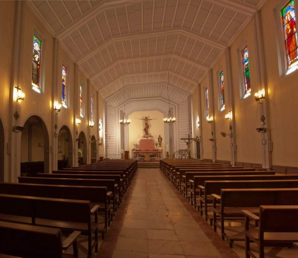 parroquia de san pedro santa olalla del cala
