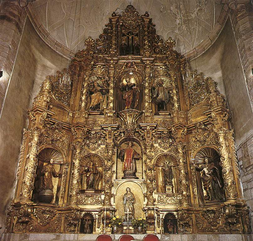 parroquia de san pedro santesteban