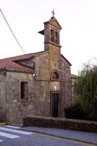 parroquia de san pedro santiago de compostela