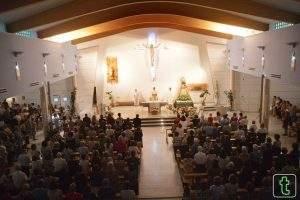 parroquia de san pedro tomelloso