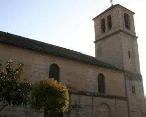 parroquia de san pedro torredonjimeno