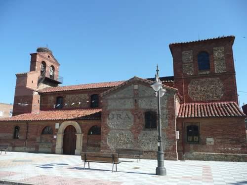 parroquia de san pedro trobajo del cerecedo