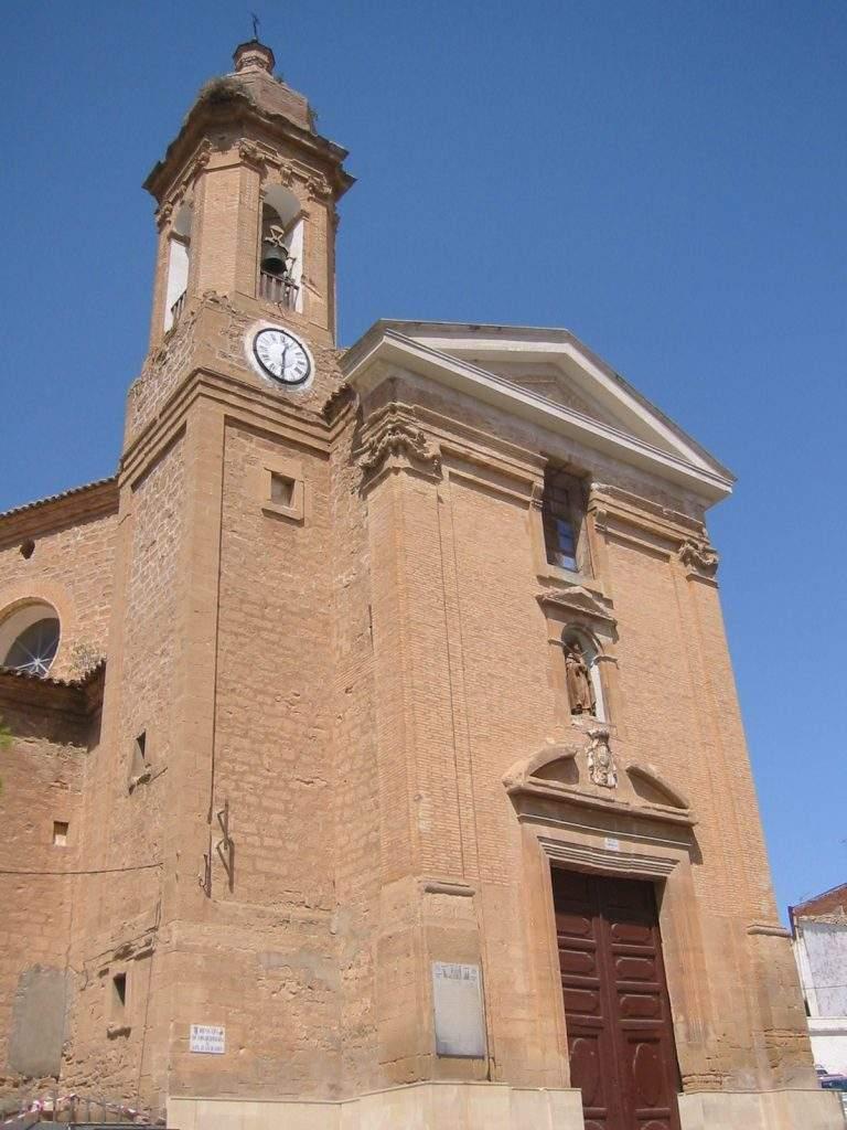 parroquia de san pedro urrea de gaen