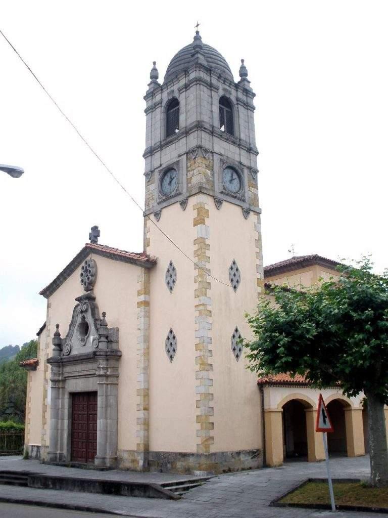 parroquia de san pedro villamayor