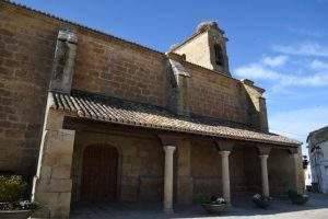 parroquia de san pedro villar del pedroso