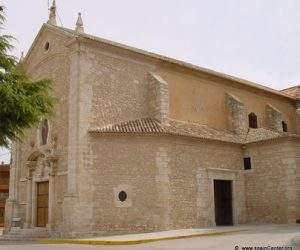 parroquia de san pedro y san pablo madrigueras