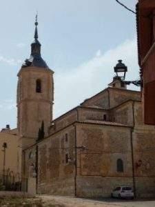 parroquia de san pedro yunquera de henares