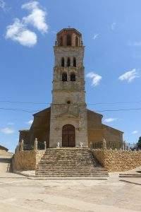 parroquia de san pelayo barcial de la loma
