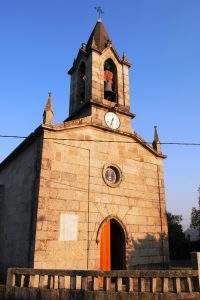 parroquia de san pelayo de fiolledo salvaterra do mino
