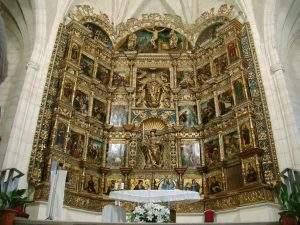 parroquia de san pelayo olivares de duero
