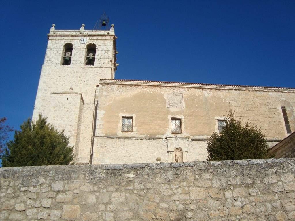 parroquia de san pelayo pinel de abajo