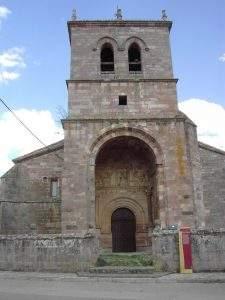 parroquia de san pelayo salinas de pisuerga