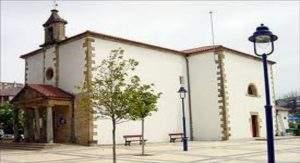 parroquia de san pelayo zarautz