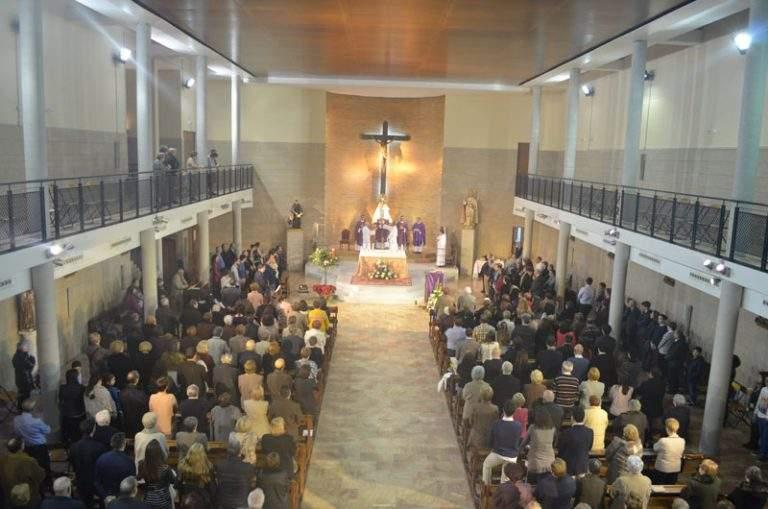 parroquia de san pio x algemesi