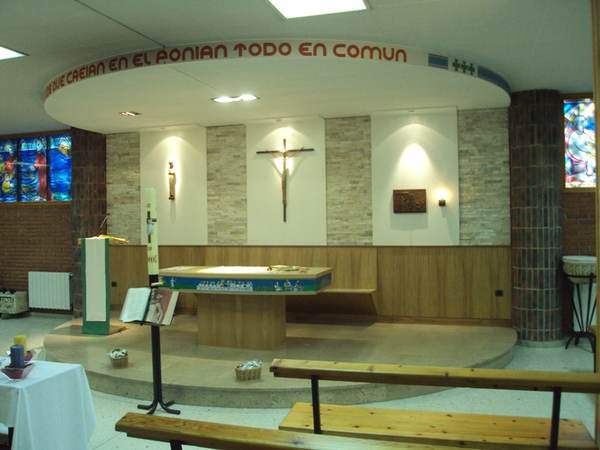 parroquia de san pio x santander