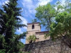 Parroquia de San Quirico y Santa Julita (Covaleda)