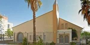 parroquia de san rafael arcangel huelva