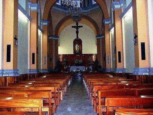 parroquia de san rafael arcangel la cimada