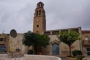 parroquia de san rafael arcangel san rafael del rio