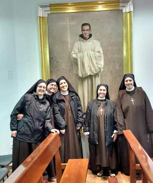 parroquia de san rafael arnaiz madrid