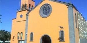 parroquia de san rafael santa lucia de tirajana